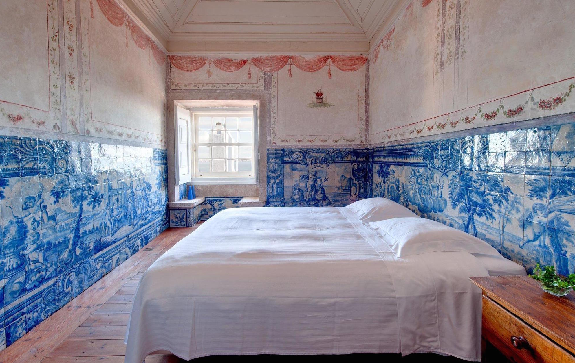 Hotel  Palácio Belmonte Lisbon, Portugal