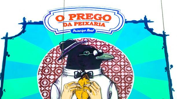 Restaurant - O Prego da Peixaria Lisbon, Portugal