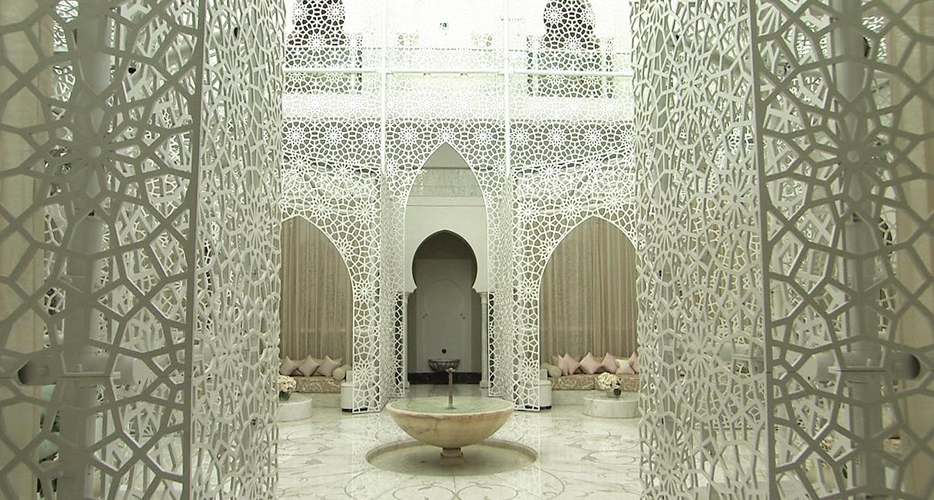 Royal Mansour Hotel - Marrakech, Morocco