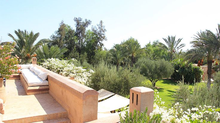 Villa Dar Tella - Marrakech, Morocco