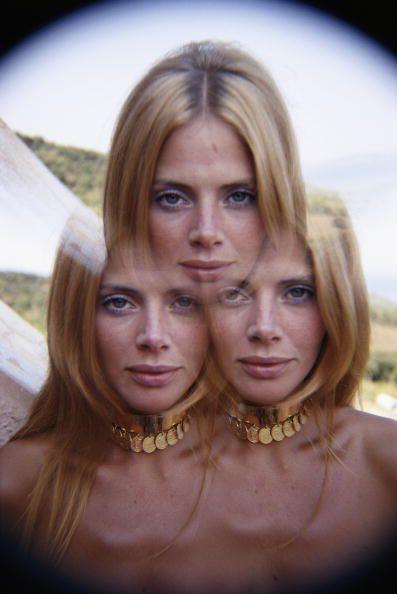 Britt Ekland by Slim Aarons, 1969