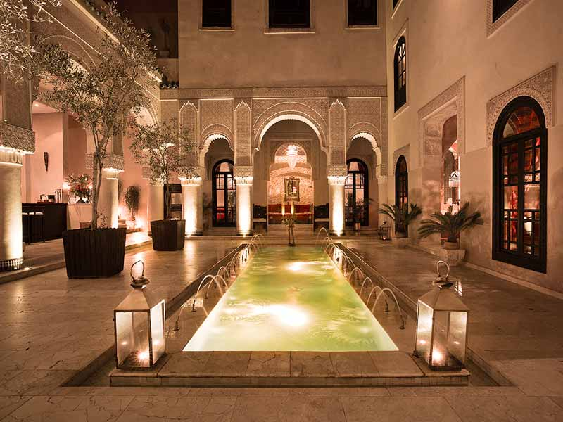 Riad Fes - Relais & Chateaux - Luxury Hotel, Morocco