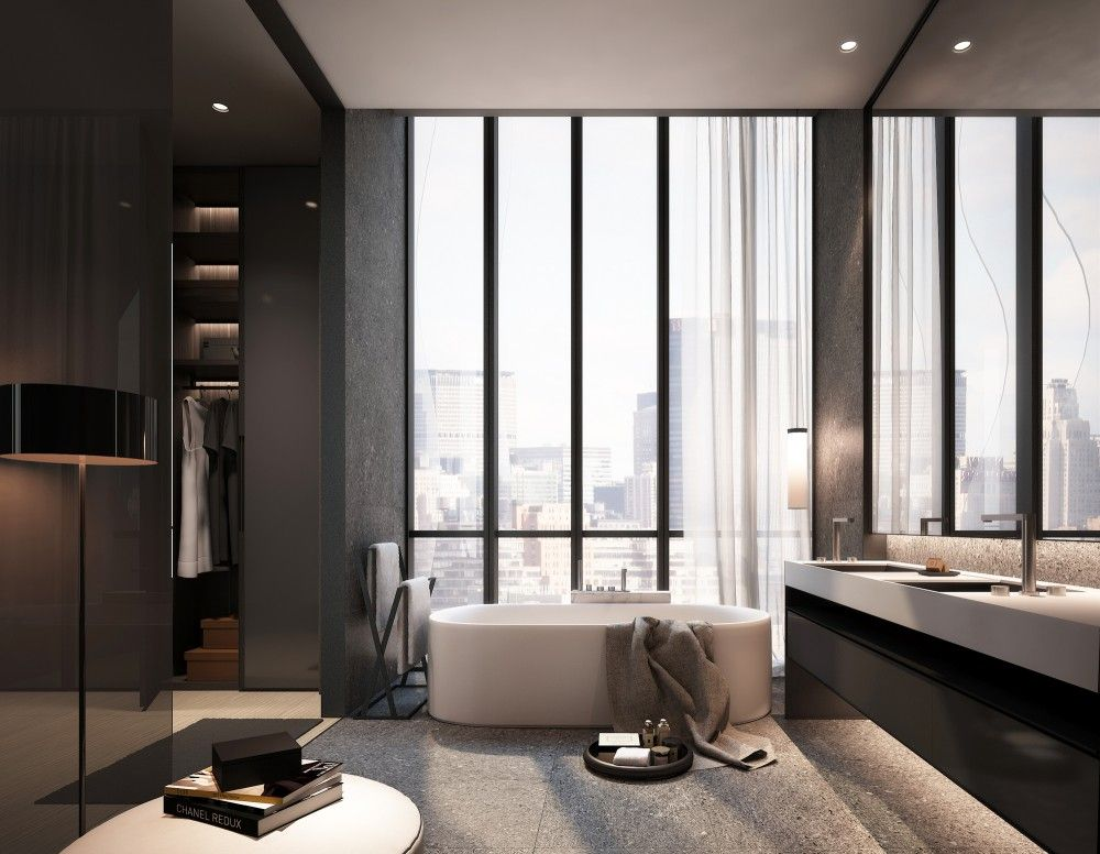 SCDA designed hotel development - Singapore, China