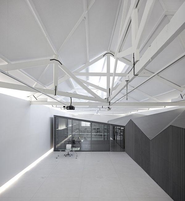 Nuno Sampaio Arquitetos office - Matosinhos, Portugal