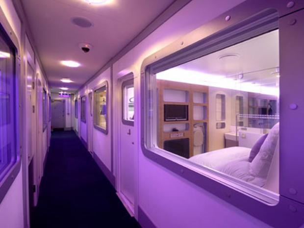 YOTEL - London Heathrow Airport hotel