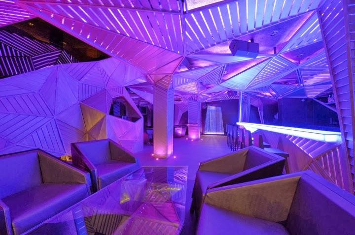 Aurgia Nightclub - Mumbai, India
