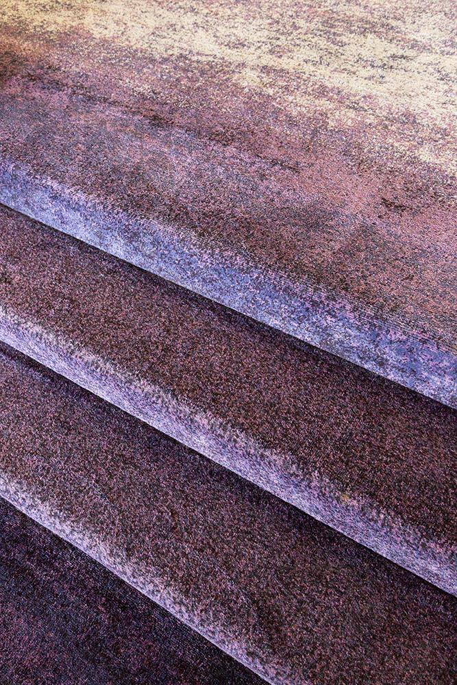 Royal Thai custom created carpet at Loews Ventana Canyon Resort - Tucson, Arizona