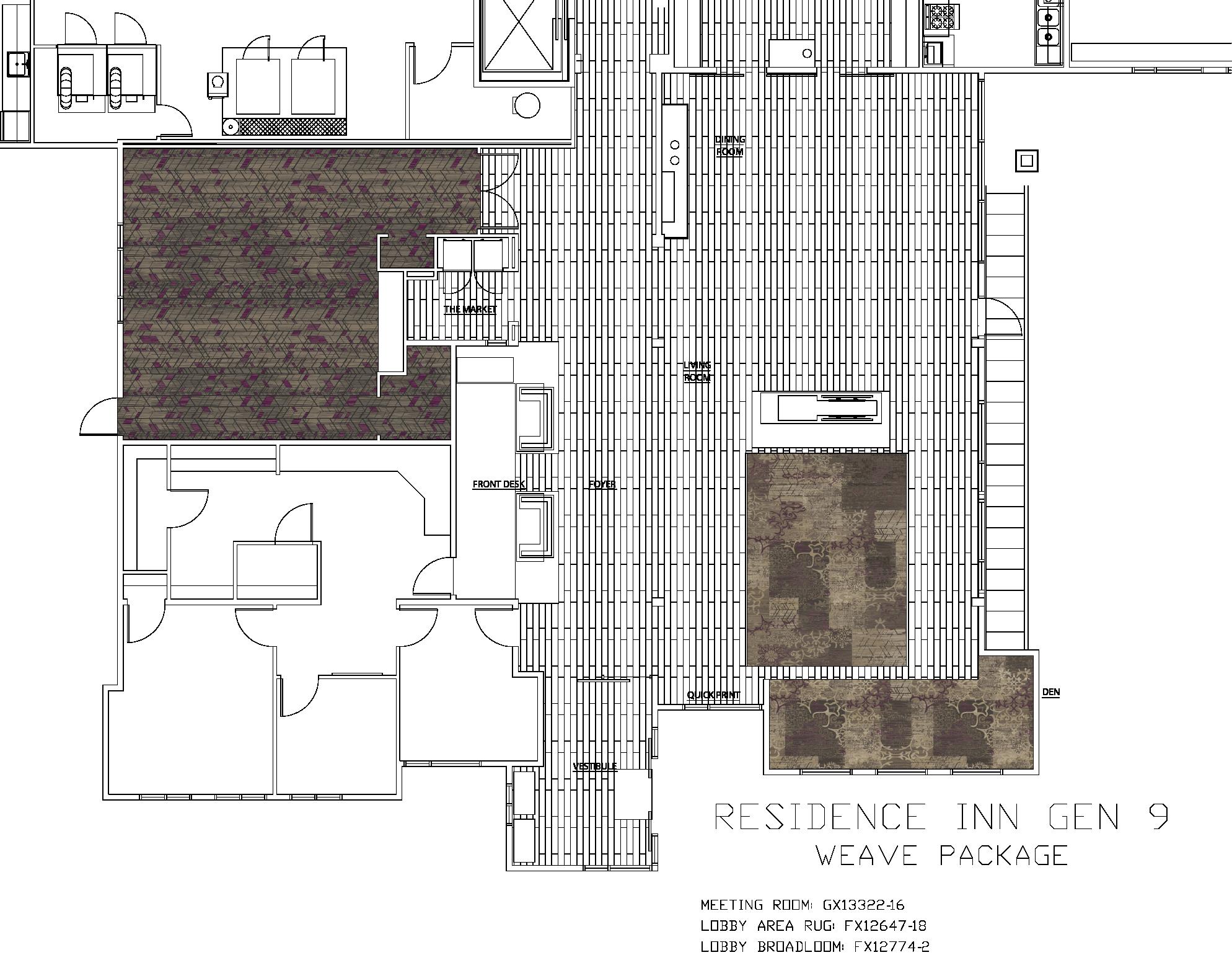 Weave Public Space Overlay: GX13322-16 Public Spaces