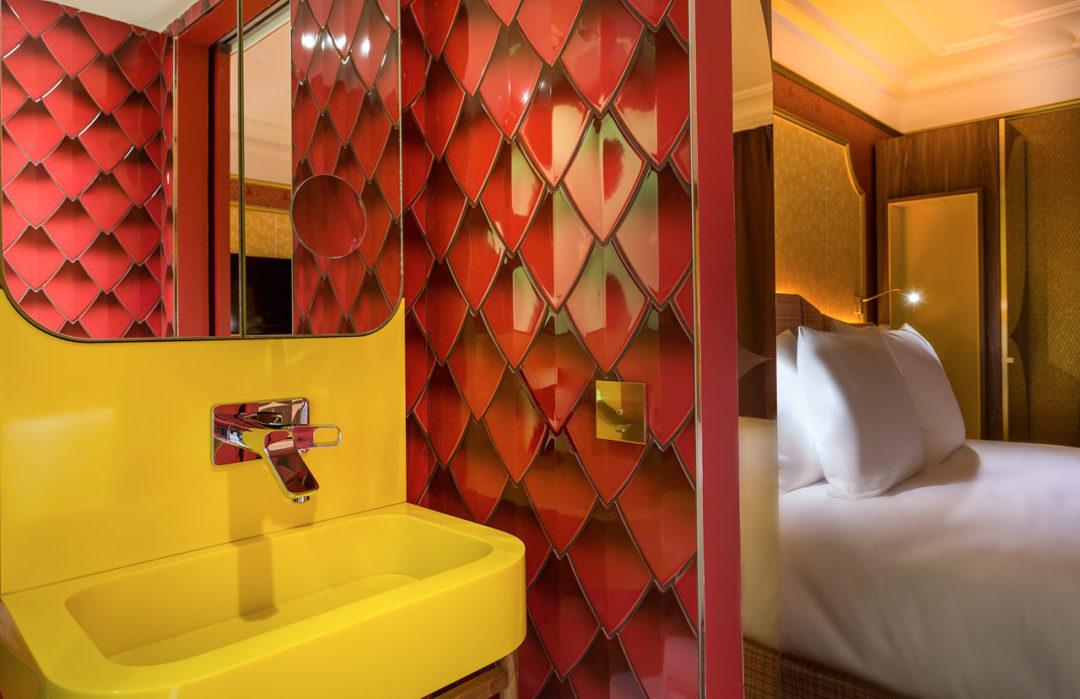 Idol Hotel - Paris, France