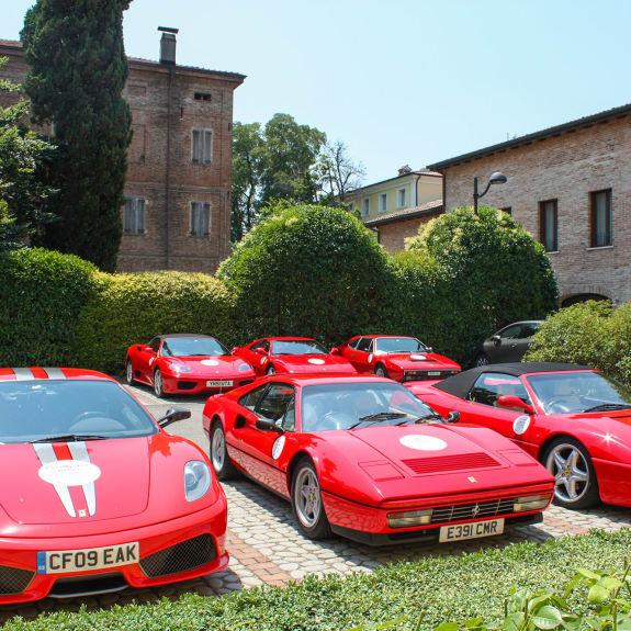 Foskers Ferrari Tour - Kent to Monte Carlo, Monaco
