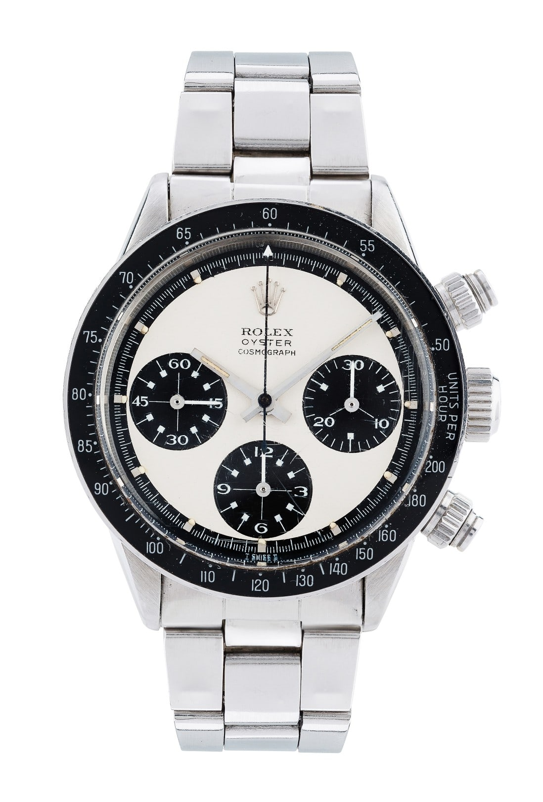 Paul Newman's Daytona Rolex driving watch