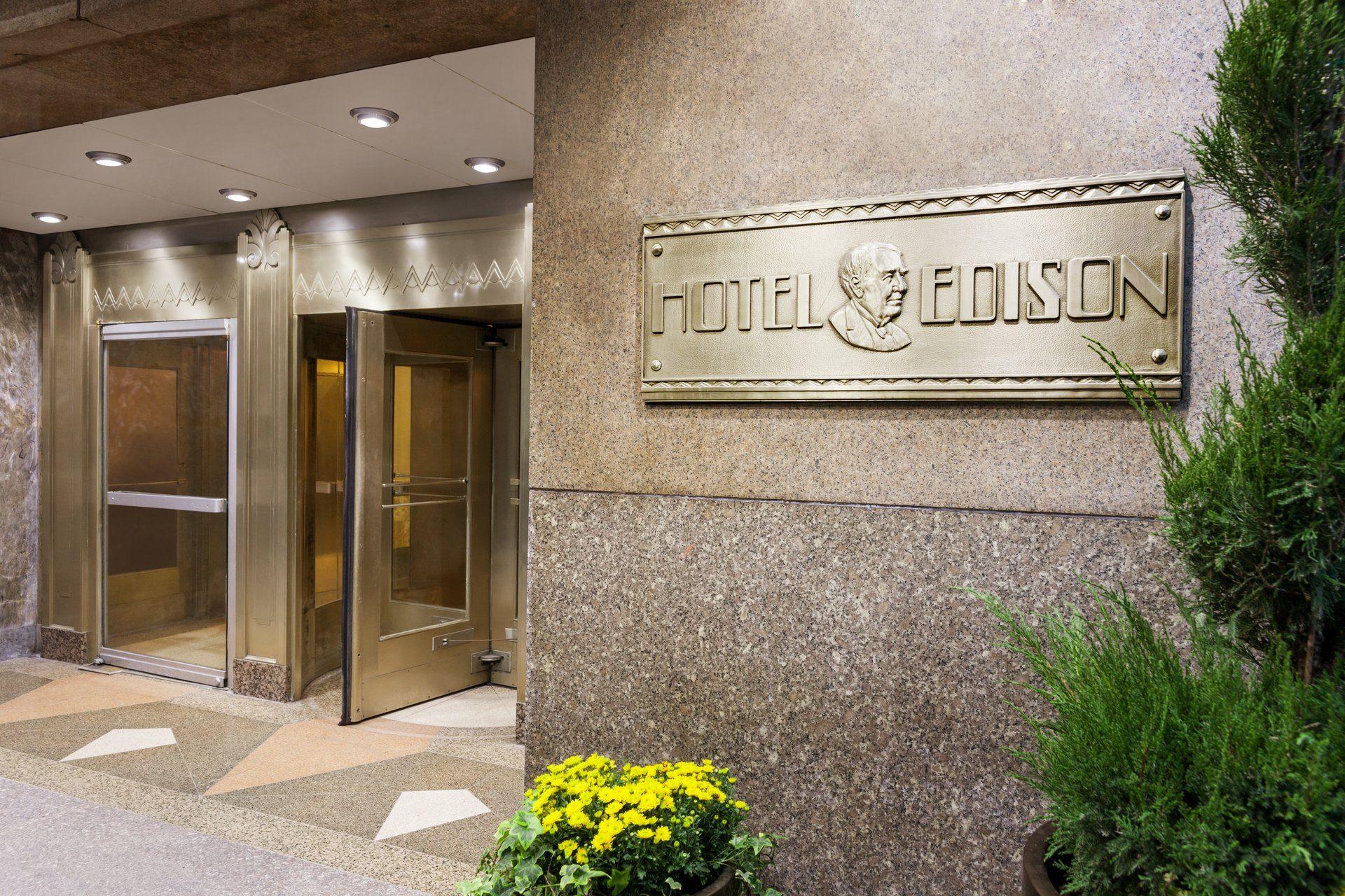 Hotel Edison - New York City