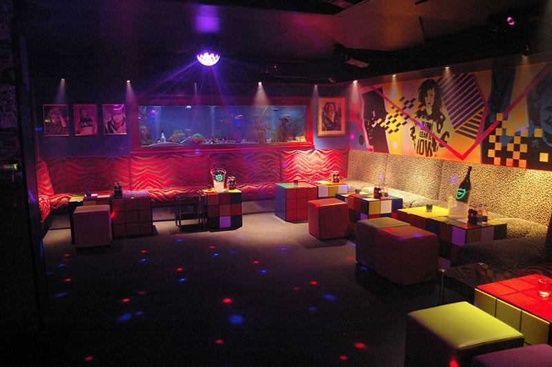Maggie's nightclub Soho, London