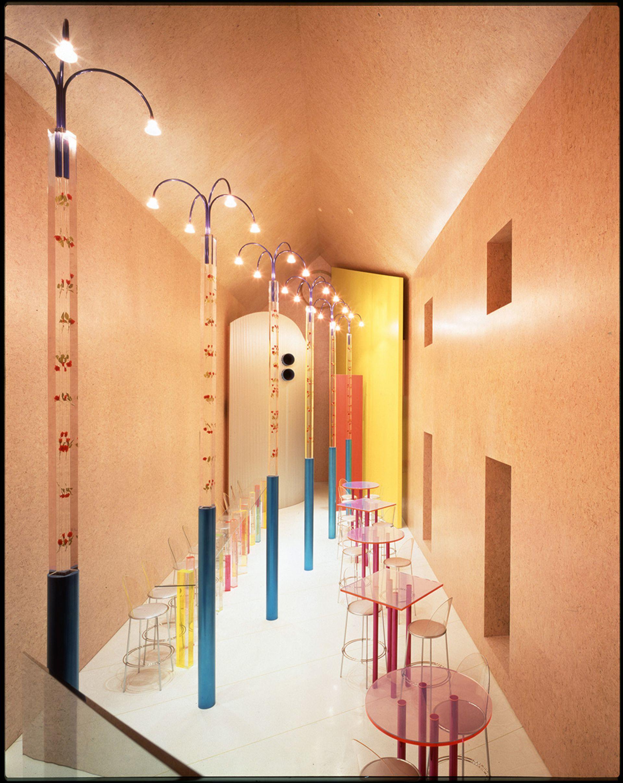 Shiro Kuramat designed bar - 1989