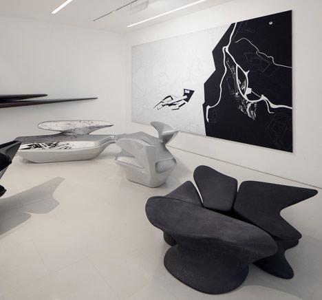Zaha Hadid Gallery - ZHD