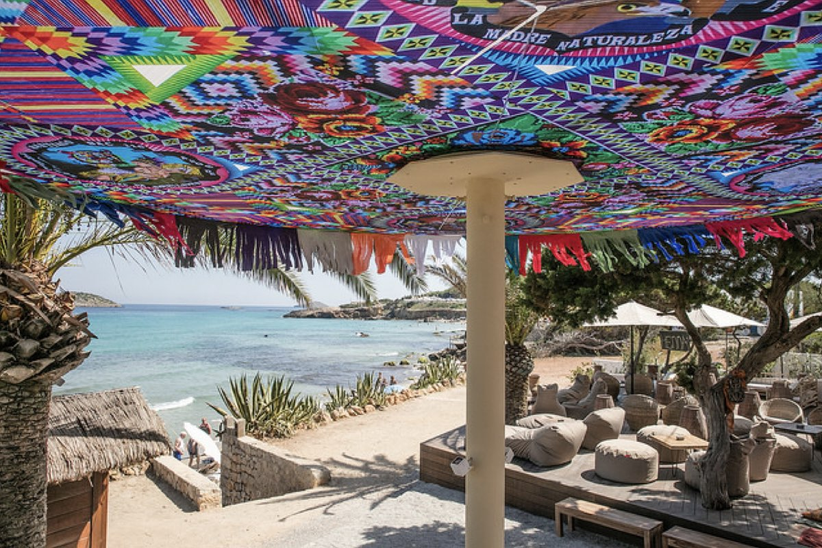 Aiyanna Restaurant - Ibiza, Spain
