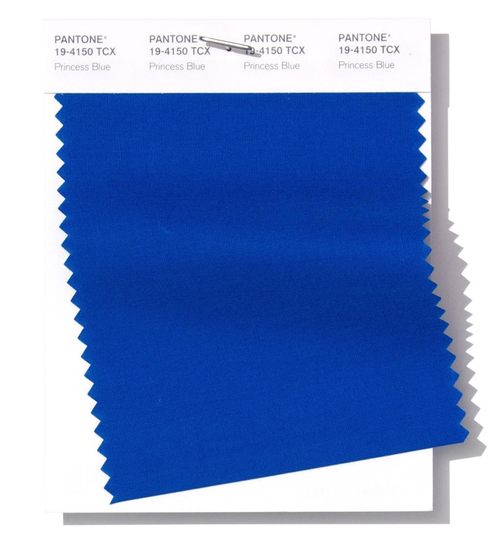 Pantone Princess Blue 19-4150