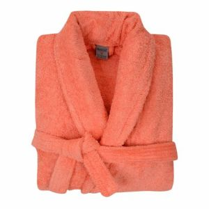Coral Terry Robe