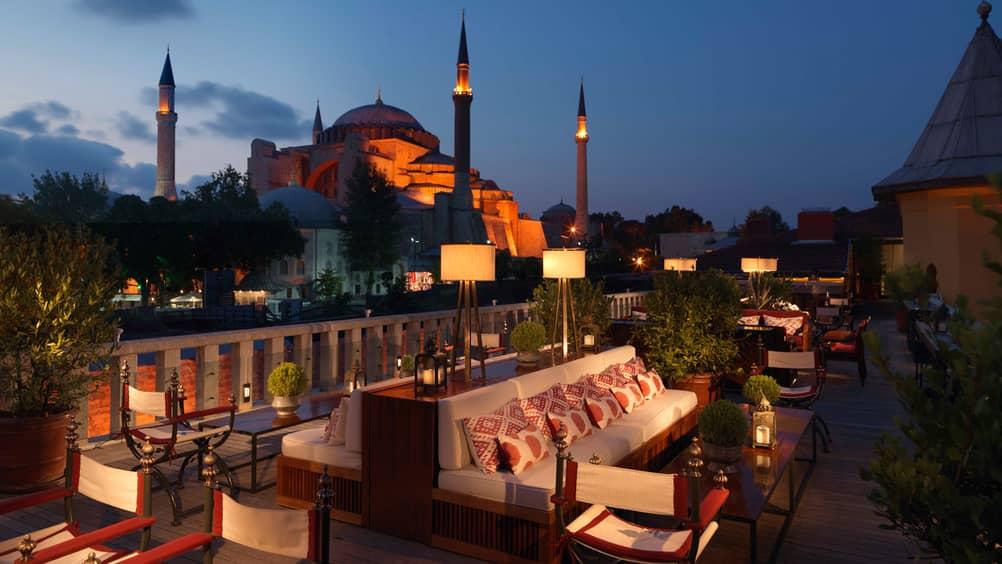 Four Seasons Hotel - Istanbul, Turkey