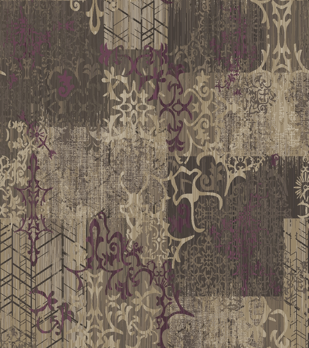 Weave Lobby Broadloom - 8 Row: FX12774-2