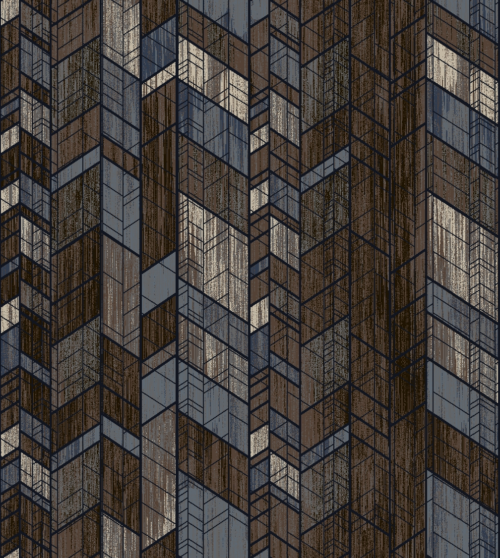 Elevator Lobby - 7 Row:GX13255-16