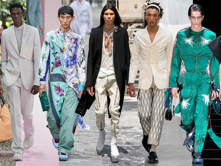 Menswear Spring 2020 Mashup - July 19, 2019