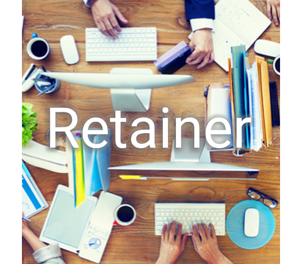 For strategic or ongoing work see how our retainer services can support you