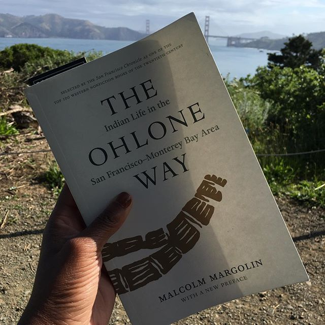 Starting my long weekend off with a little walkabout and with this read about Ohlone life in my neck of the woods.  Also, please give me reading suggestions.