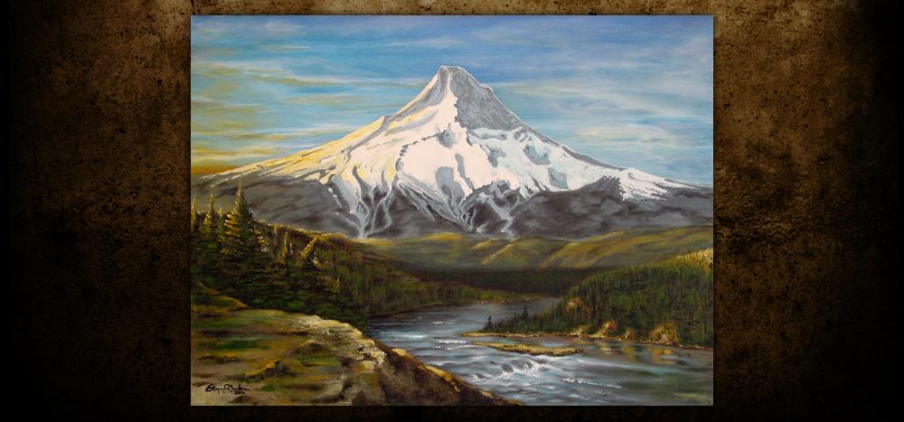 Mount Hood II