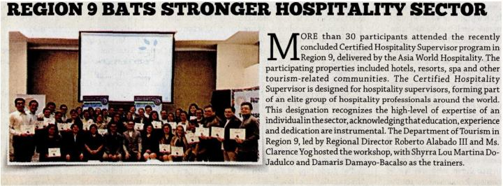 Business Mirror January 9, 2018