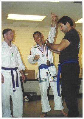 Gold State Championship - 2001
