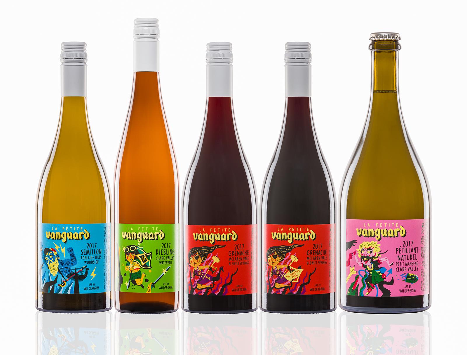 Image courtesy of  Vanguardist Wines