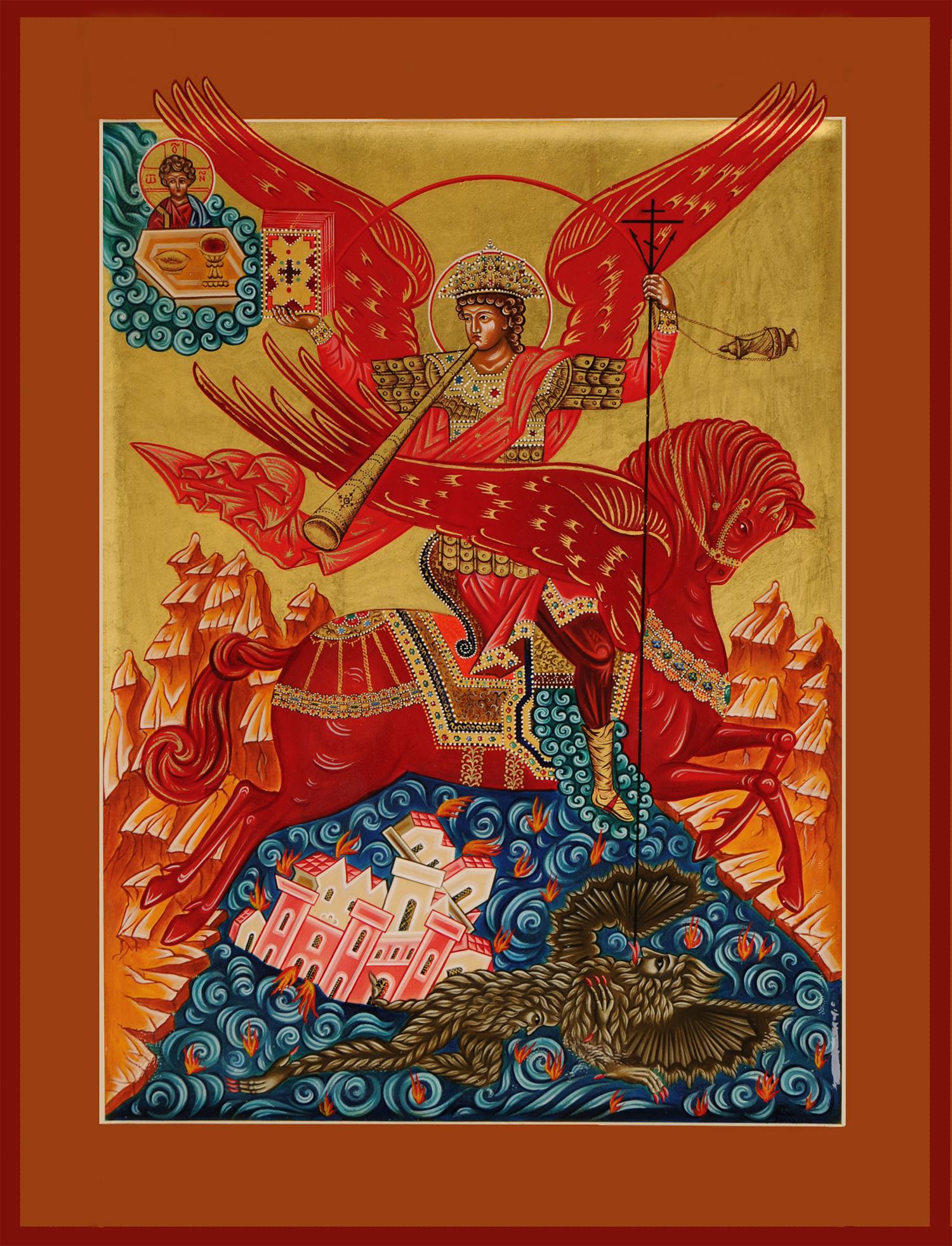 Archangel Michael the Chief Commander