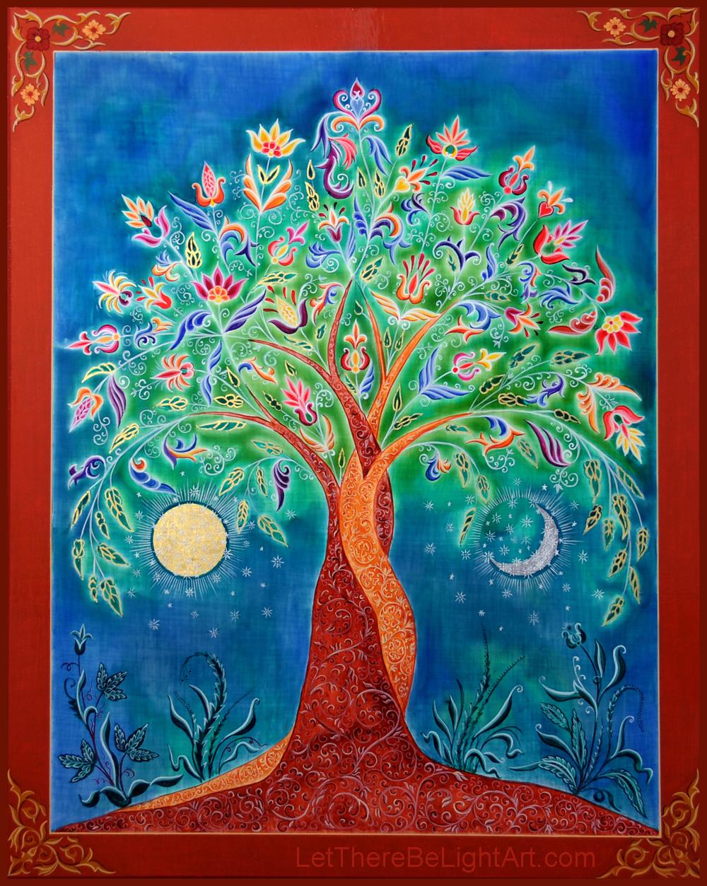 The Tree of Life - Harmony