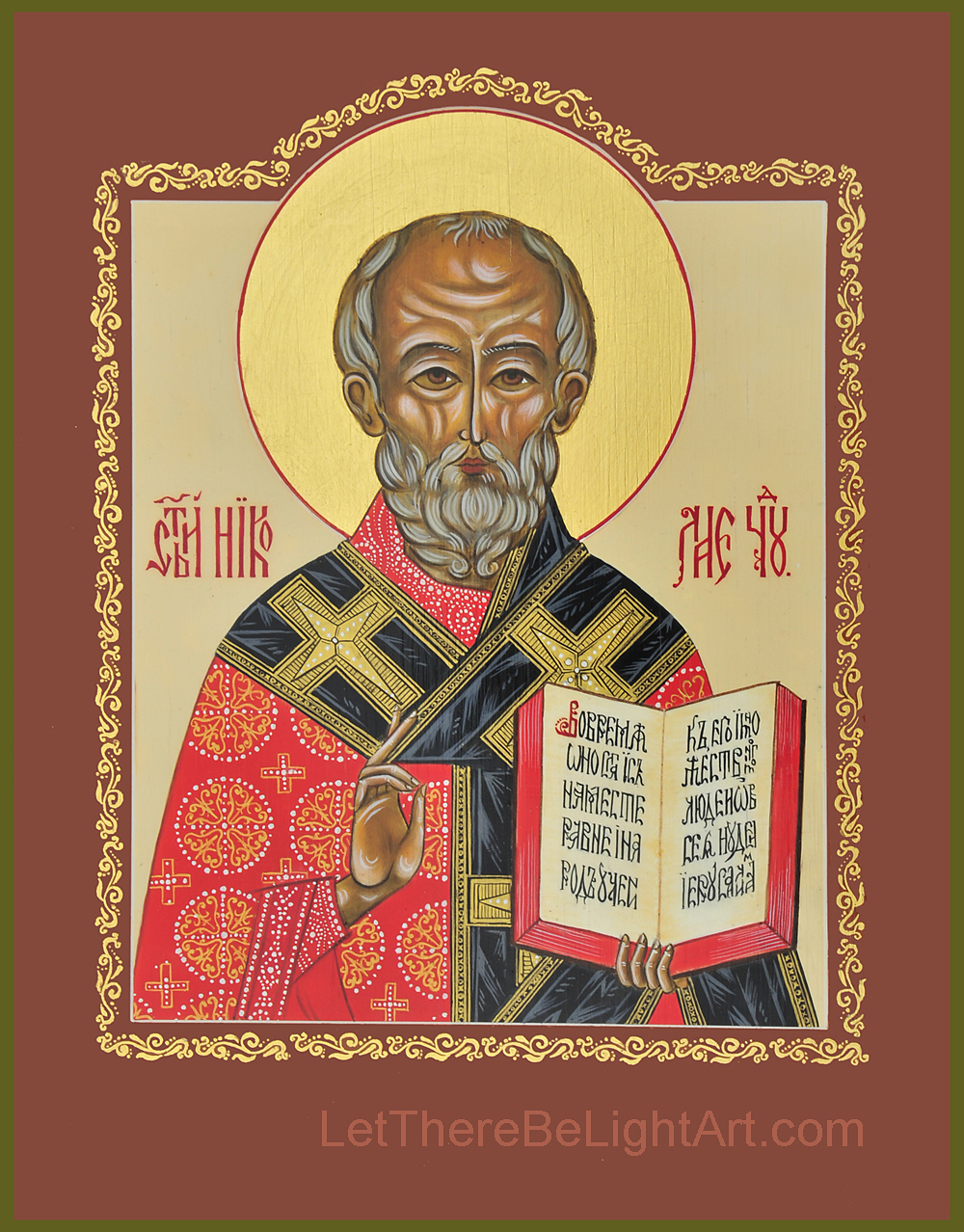 St. Nicholas the Miracle-Maker