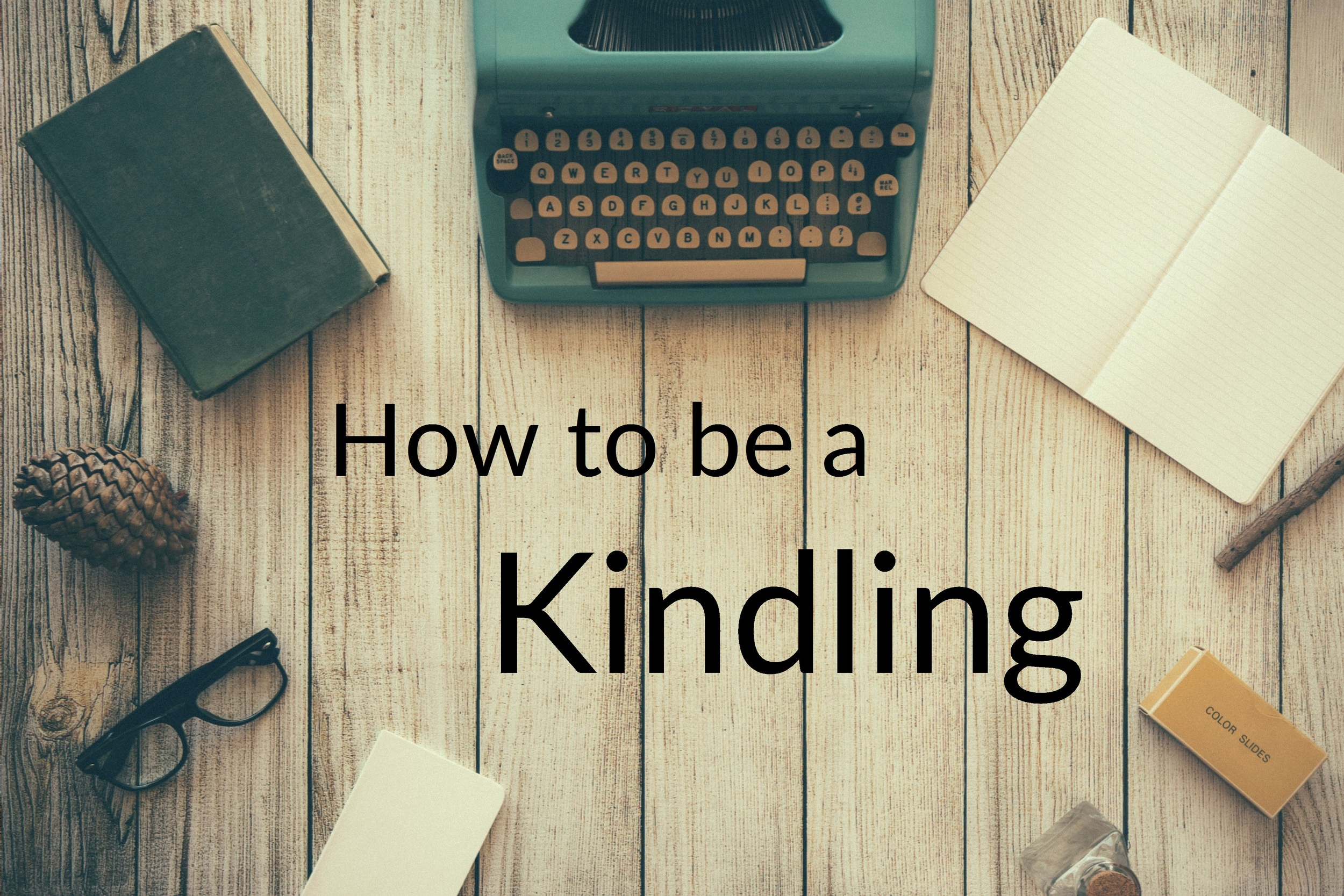 how to be a Kindlings contributor