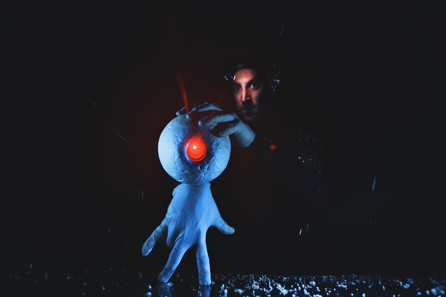 The Adventures of Alvin and Sputnik: Deep Sea Explorer, Image by Jarred Seng