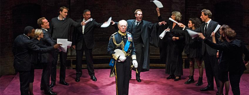 Charles III, Almeida Theatre, credit: