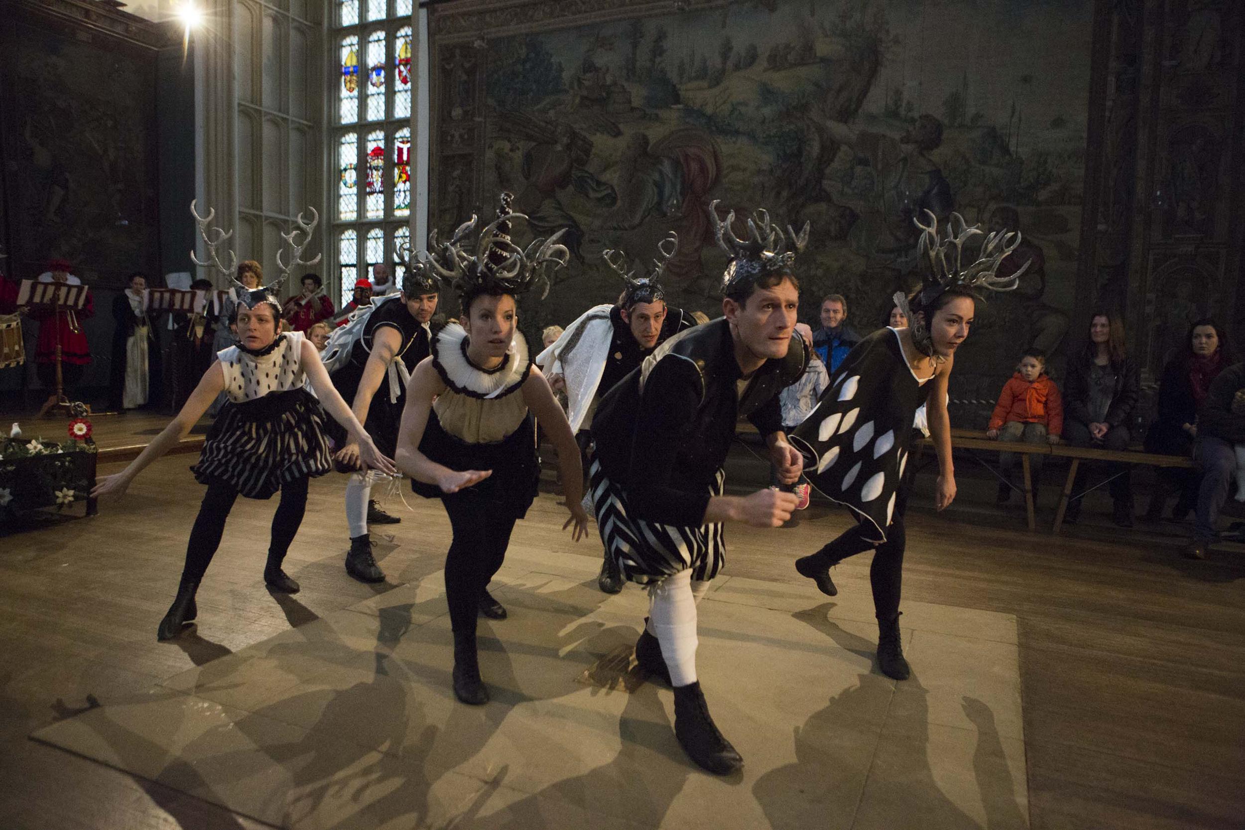 An Elizabethan Christmas, Hampton Court Palace, credit: