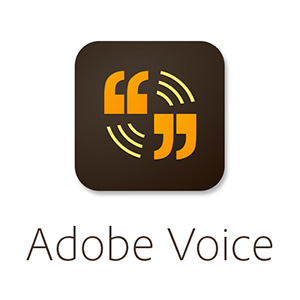 Adobe Voice free app great for marketing videos