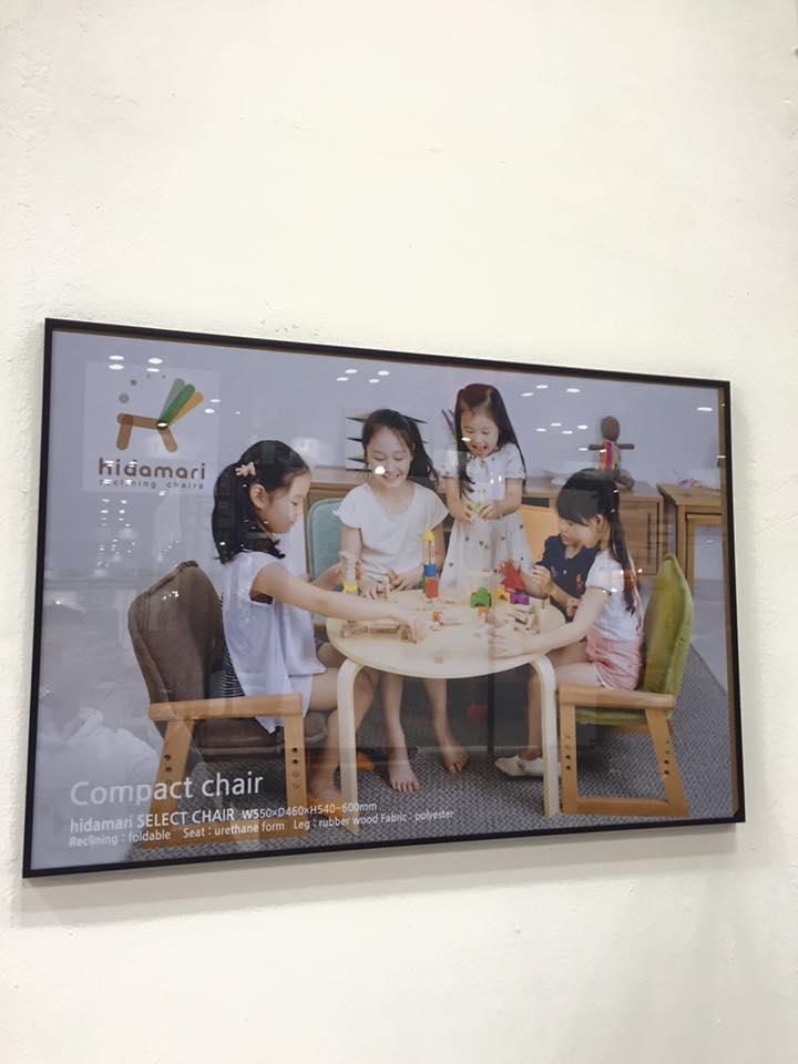 hidamari(ひだまり)リクライニングチェア 韓国でも展開スタート 15年 MEGASHOW 7