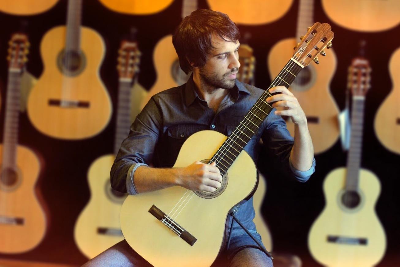About Solo Guitar Studio -