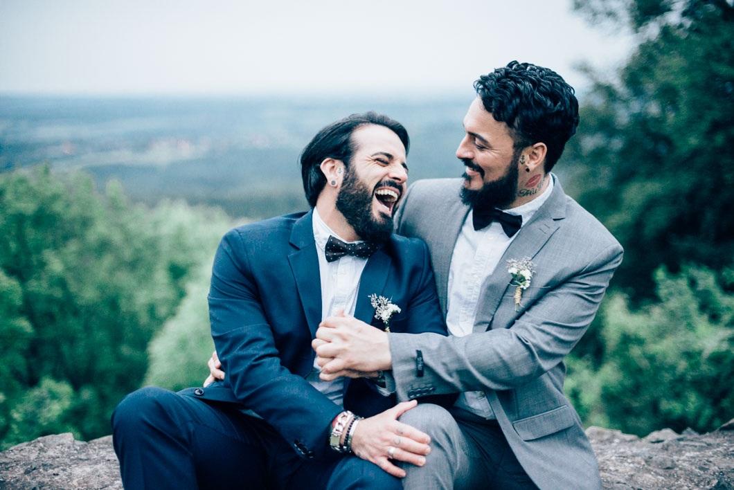 Rocco & Alex Enlopment im Siebengebirge