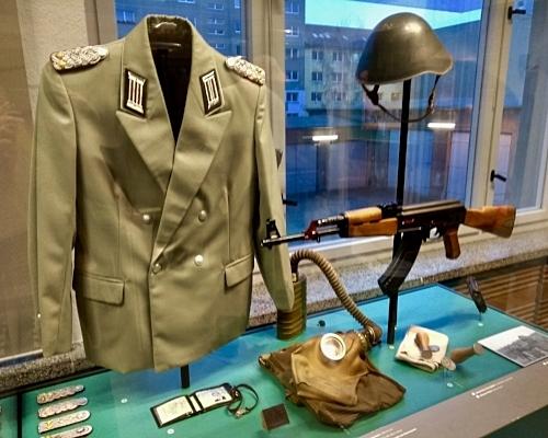 Uniform and kalashnikov...