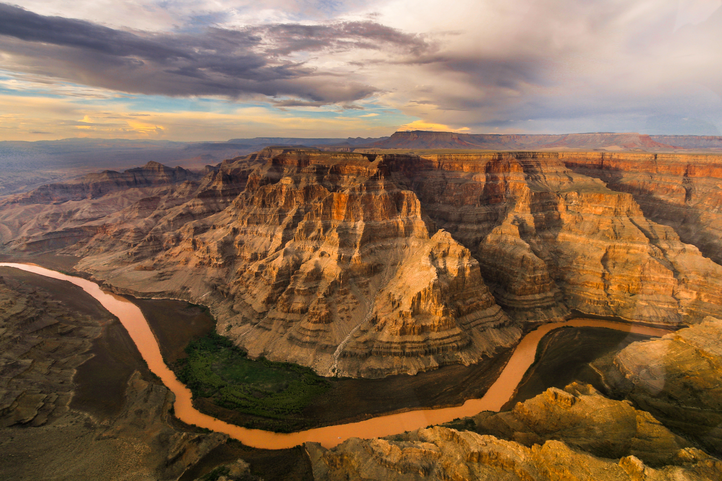 Grand Canyon from above.jpg