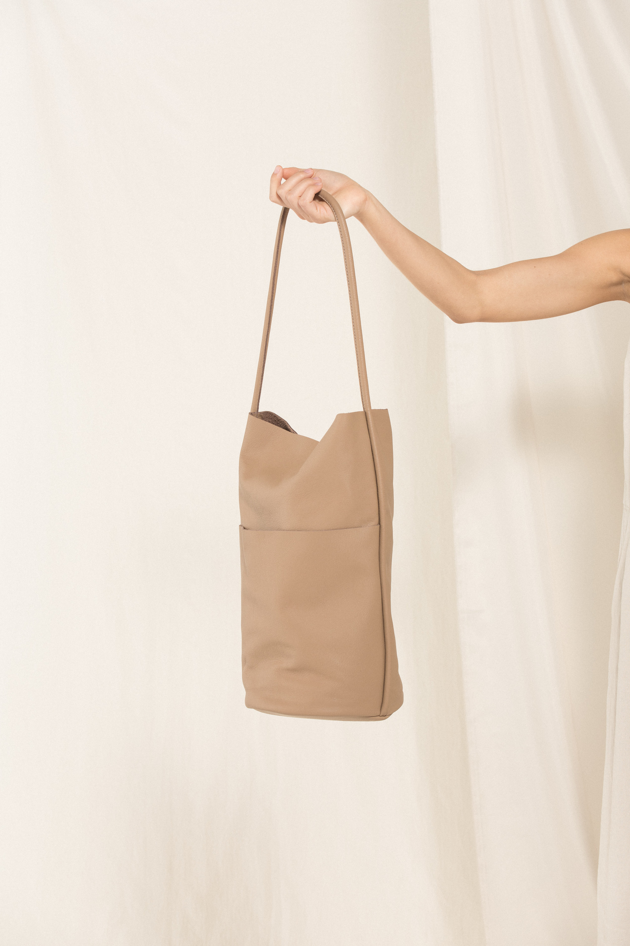 Buoy Bag - Dust / Crop Pantsuit - Khaki