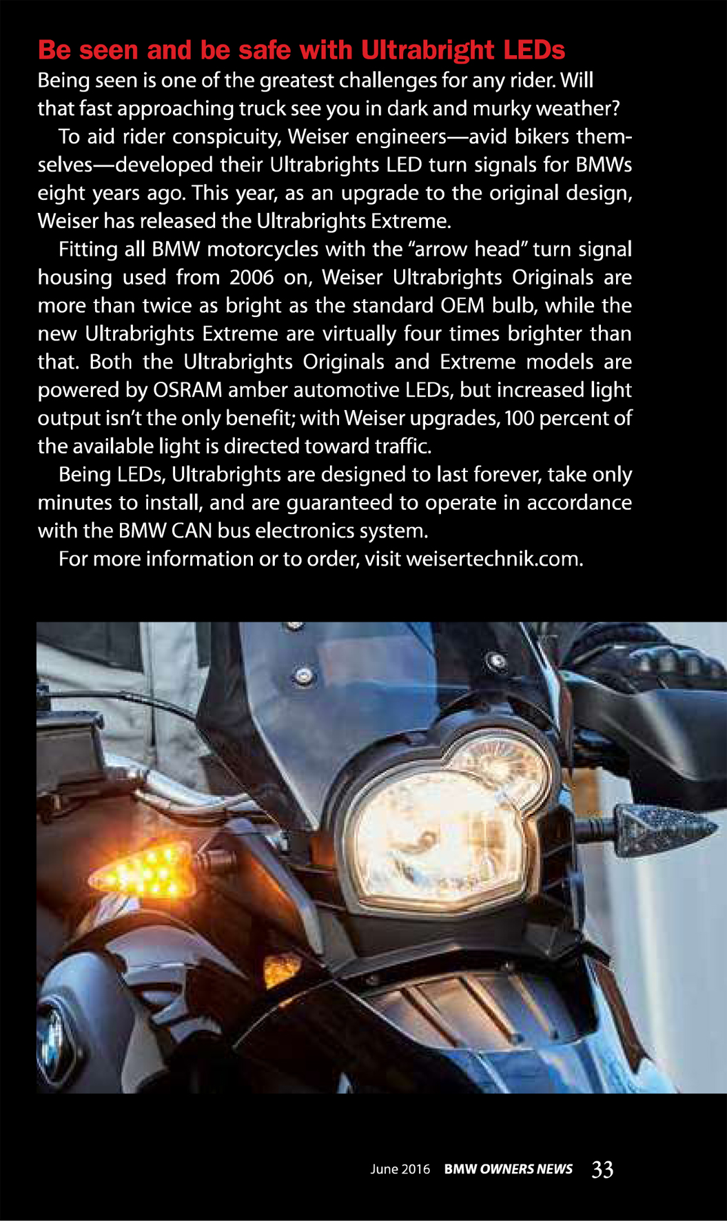 BMW Owners News