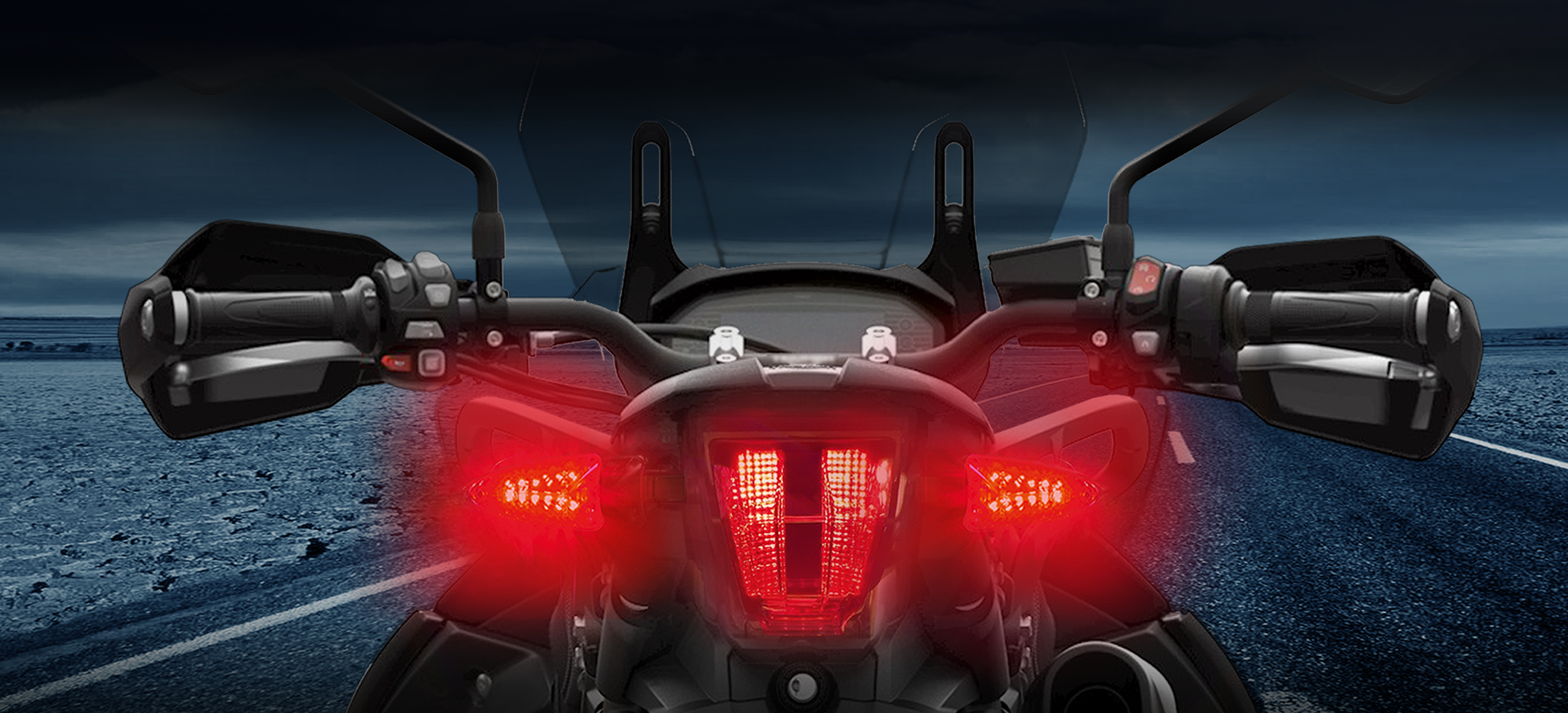 Motorcycle LEDs for BMW, KTM, Triumph, Aprilia & more