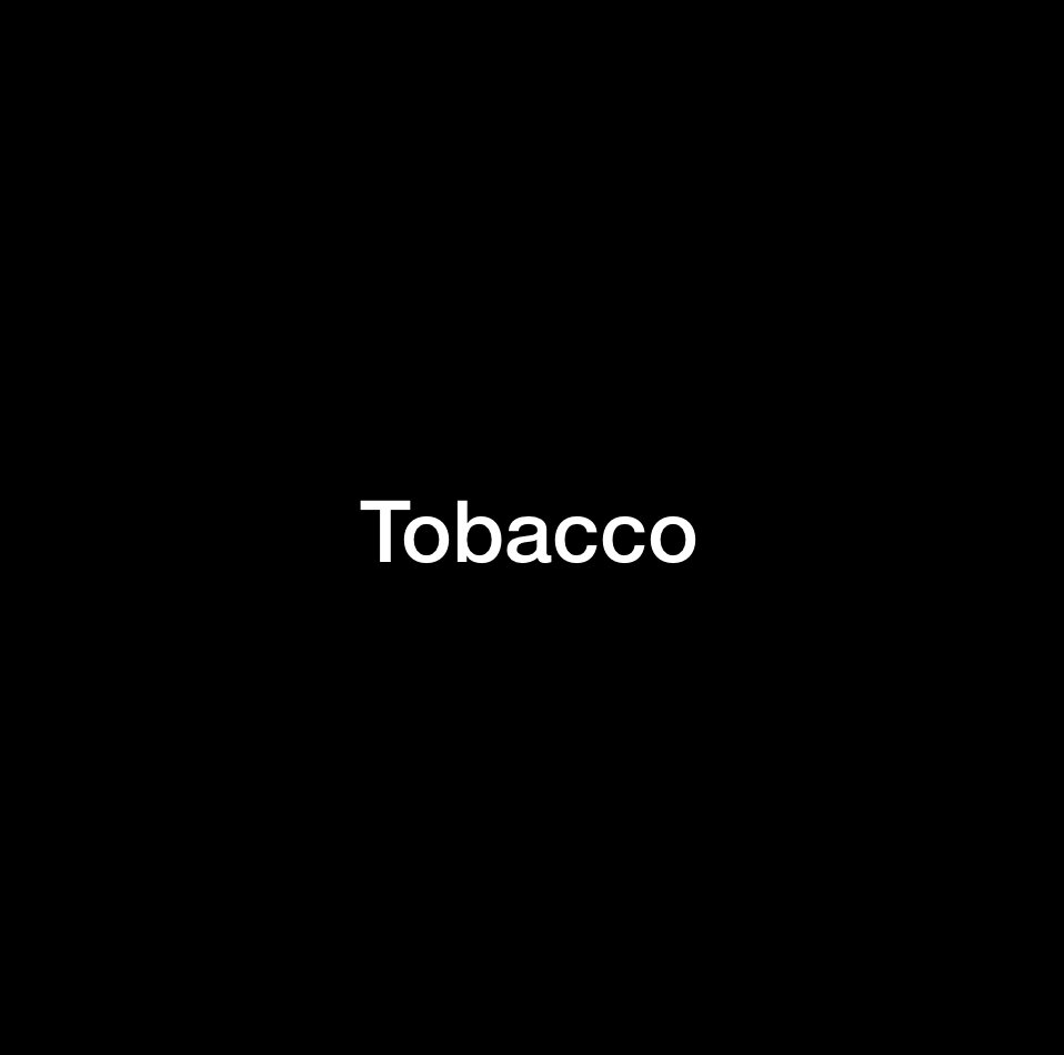 Tobacco — Red Lion Hoxton