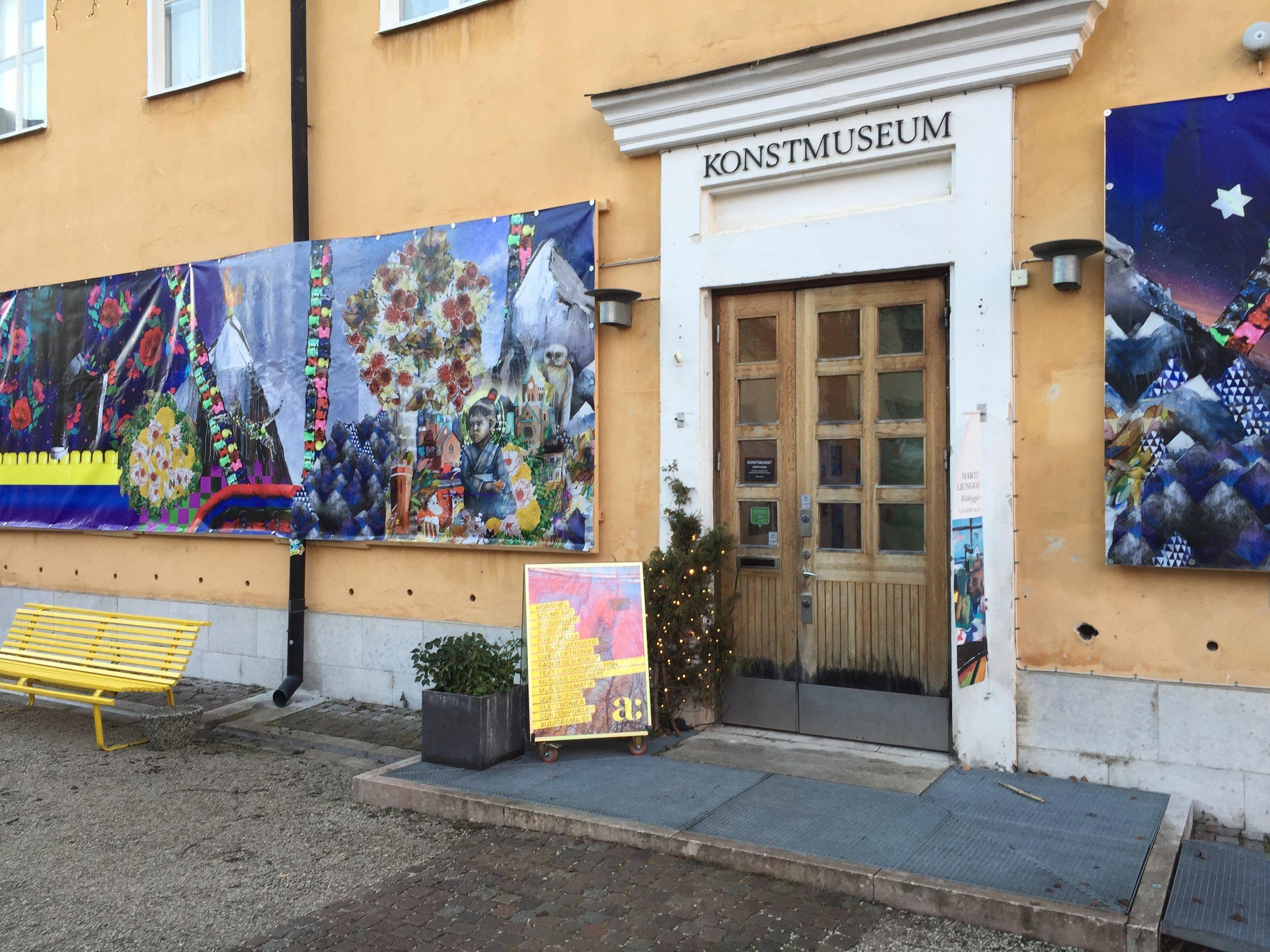 Foto: Marcus Wrangö/Audiorama